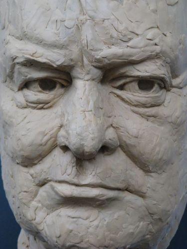 Richard Pumphrey Sculpture Portraits