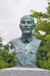 National D-Day Memorial, CHIANG KAI-SHEK, bronze portrait, Richard Pumphrey